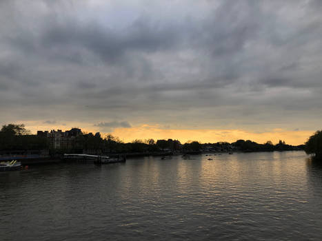 2021/05/14 - Riverside Sunset