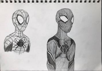 Spiderman Practice