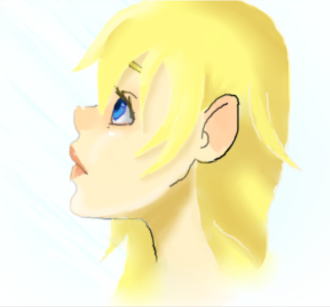 I may have a woman crush on Namine by TalinaXII15
