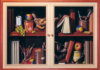 L armoire by Lesaupastel