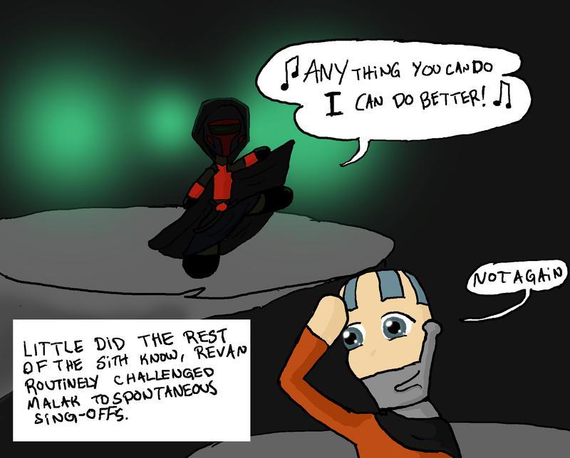 Revan's dark secret by Fade31415