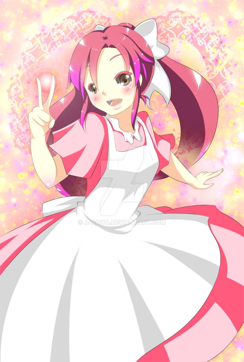 .:UTAU:. Aika in Wonderland? by A-Daiya