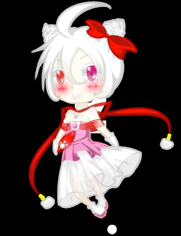 .:UTAU:. Kitty Kokone - colour lines by A-Daiya