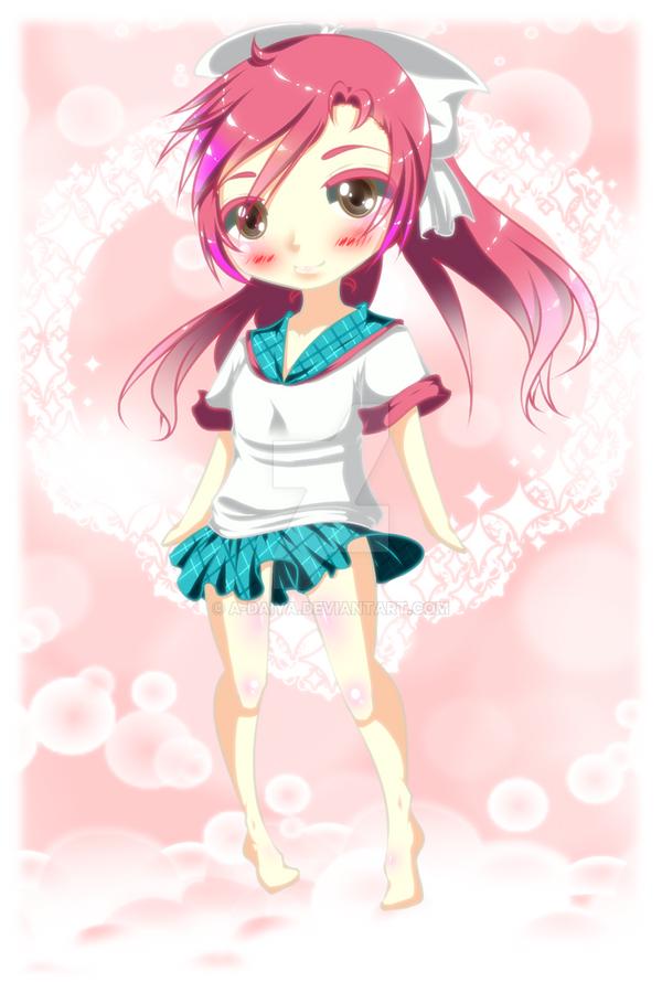 .:UTAU:. Aika in one of her Songs by A-Daiya