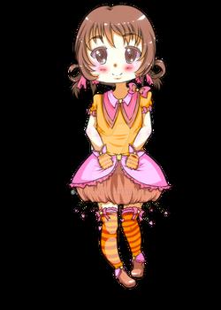 .:UTAU Chibi Request:. Kiseki-Tsubaki