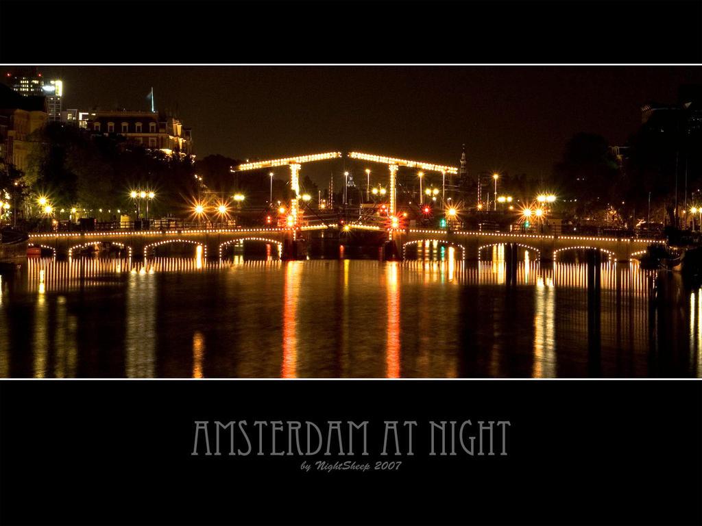 Amsterdam At Night 3b By Nightsheep On Deviantart