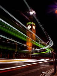 london road side by InayatShah