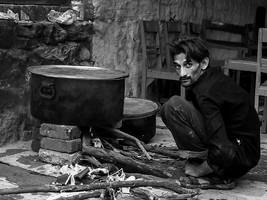 The Cook by InayatShah