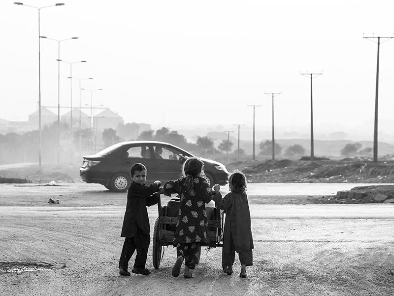 The Getaway by InayatShah