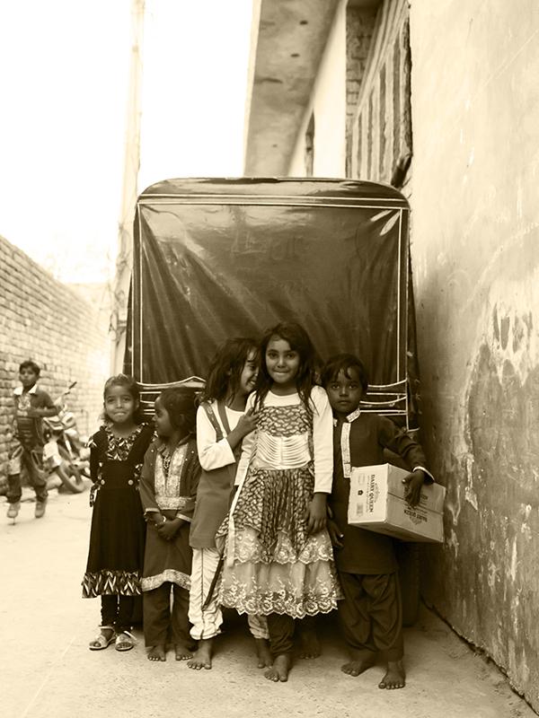 My Dad Owns A Rickshaw by InayatShah