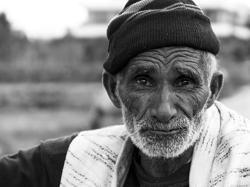 Mischief In His Eyes by InayatShah