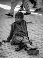Watching The World Pass By by InayatShah