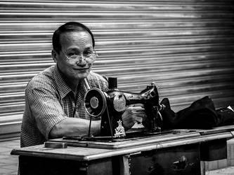Tailor Of Silom by InayatShah