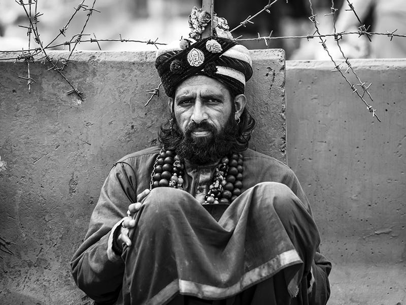 Angry Fakeer by InayatShah