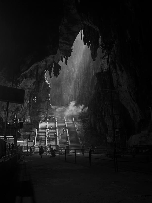 Batu Caves - I by InayatShah