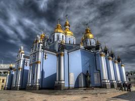 St Michaels Monastery - IV by InayatShah
