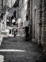 Taking The Goat Out by InayatShah