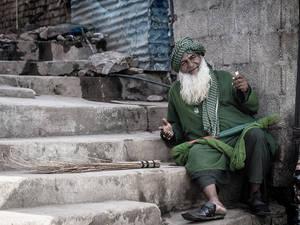 Visiting Fakeer by InayatShah