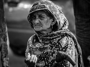 Visitor To The Shrine by InayatShah