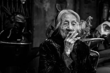 Hanoi Street - X by InayatShah
