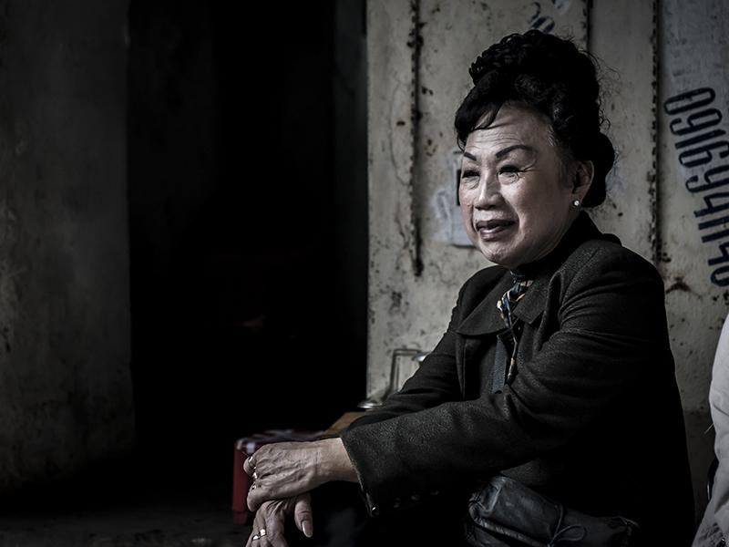 Hanoi Street - IV by InayatShah
