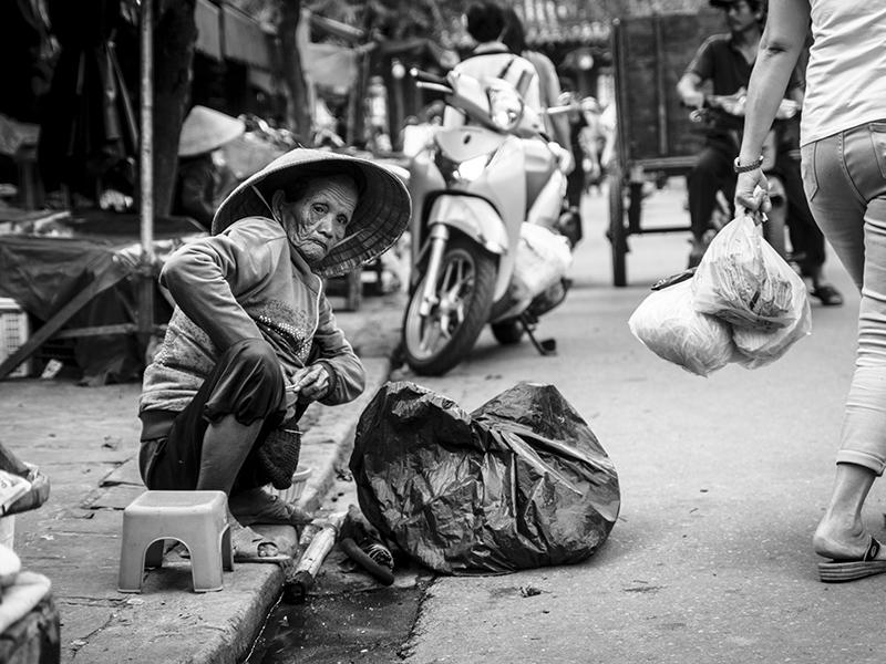 Hoi An People - XI by InayatShah