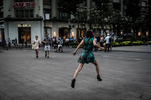 Saigon Street - II