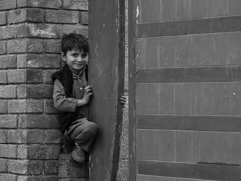 Watching Uncle by InayatShah