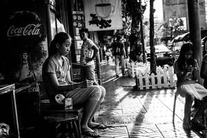 Chinatown Child by InayatShah