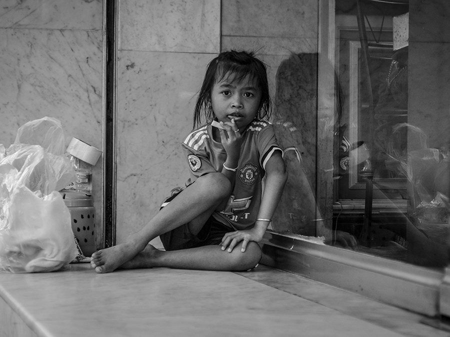 China Town Again - VIII by InayatShah