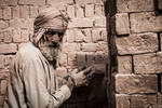 Kiln Worker - VI by InayatShah
