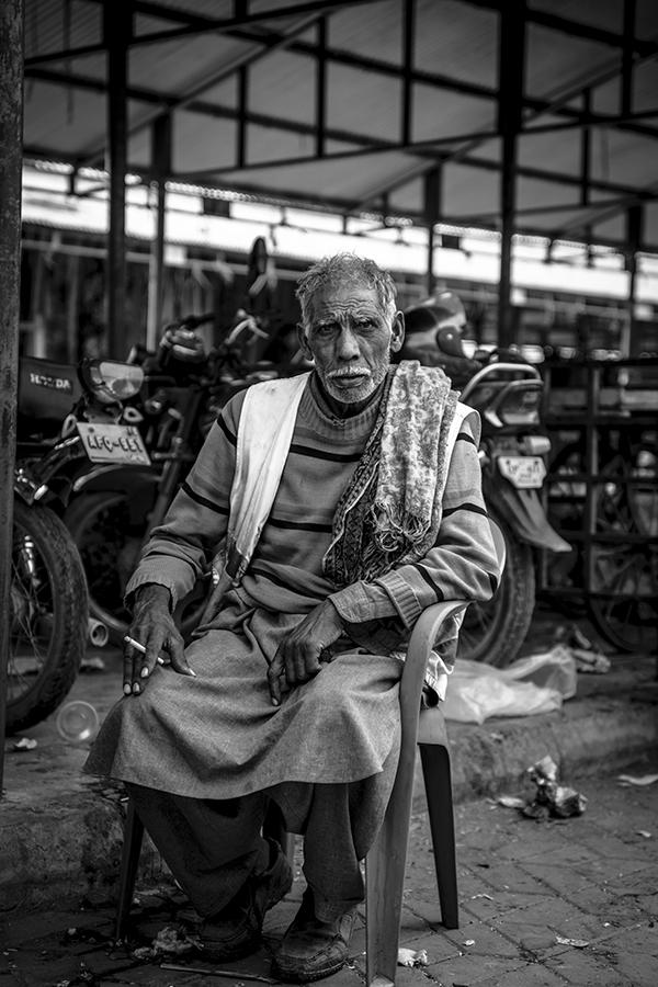 Grumpy Boss by InayatShah