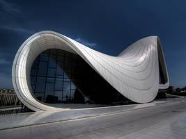 Heydar Aliyev Center - III by InayatShah