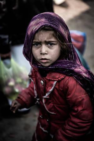 Worry In Her Eyes by InayatShah