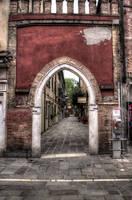 Venice Streets - III by InayatShah