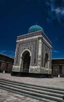 Imam Bokharis Tomb -II RW2605 by InayatShah