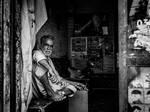 The Barber Shop by InayatShah