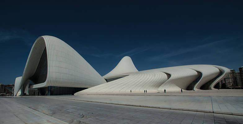 Heydar Aliyev Center - XX RWA0421