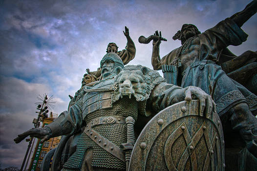 Kyivian Heroes