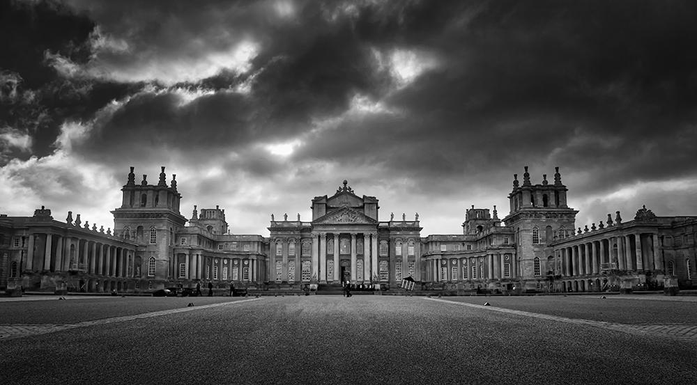 Blenheim Palace  Front RW0921