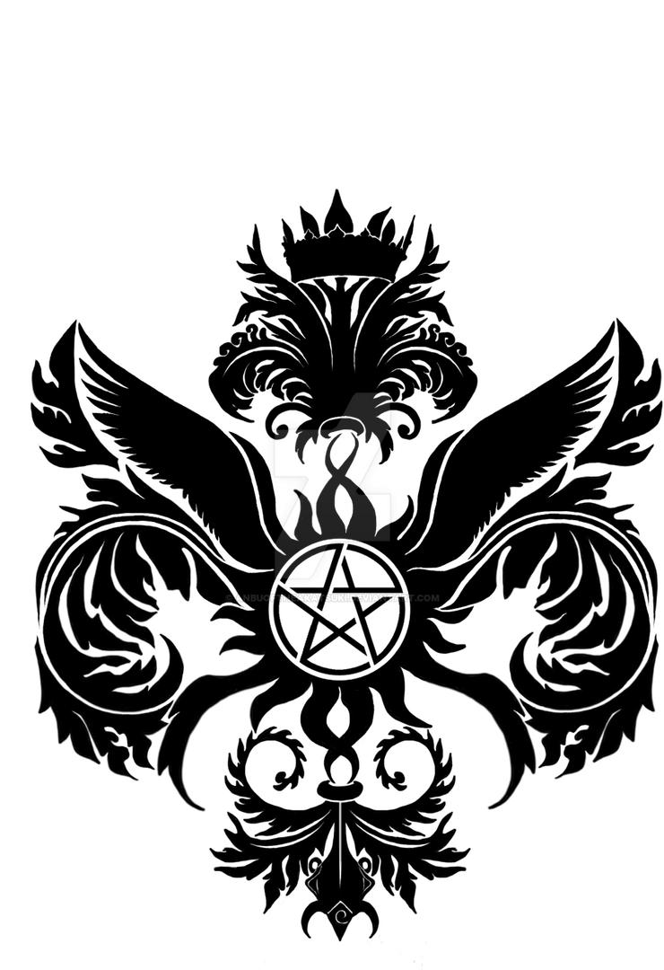 supernatural logo tattoos - 658×960