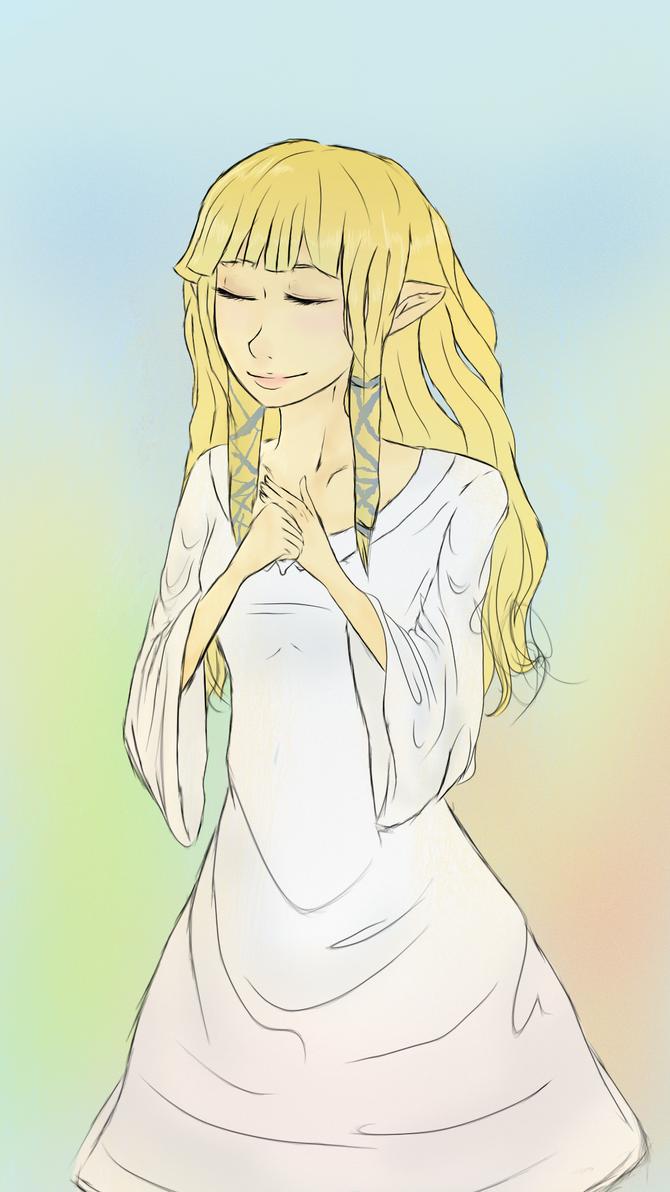 ~ Zelda ~ by FullBucket