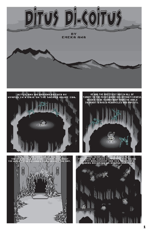 Ditus Di-Coitus Page1 by SlickComicFlo