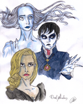 Ghosts, Witches and Vampires
