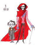 Poe and the Red Death