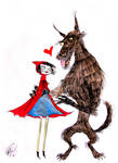 Strange Love: Red Riding Hood