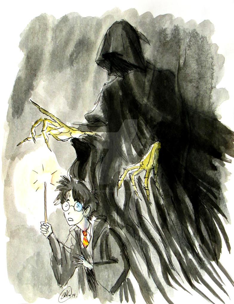 Dementor by DemonCartoonist