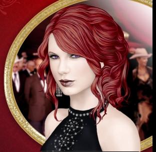 Taylor Swift Gothic 01 by bloodxsaki