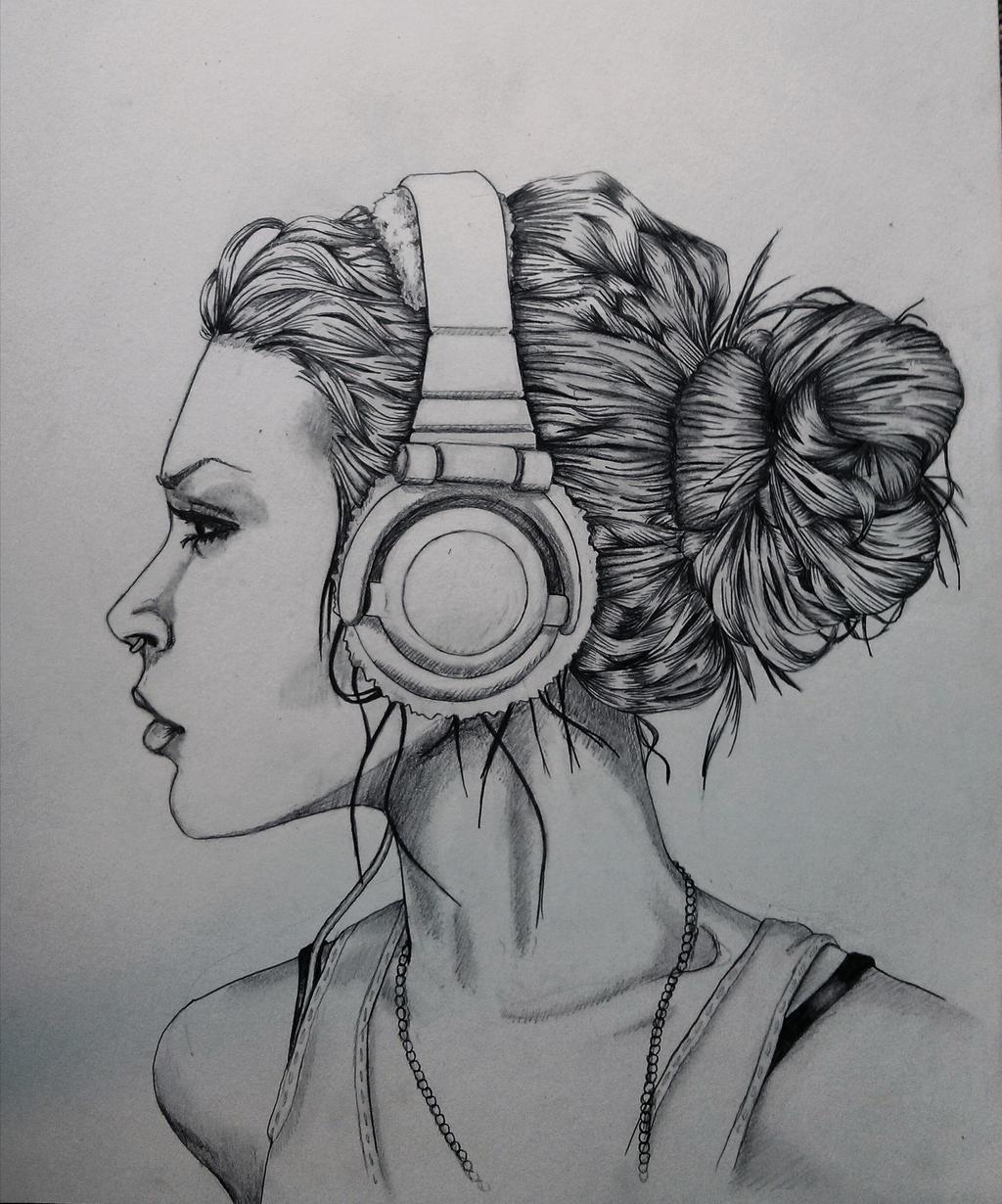 Headphones by workingfire