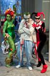 Poison Joker Harley